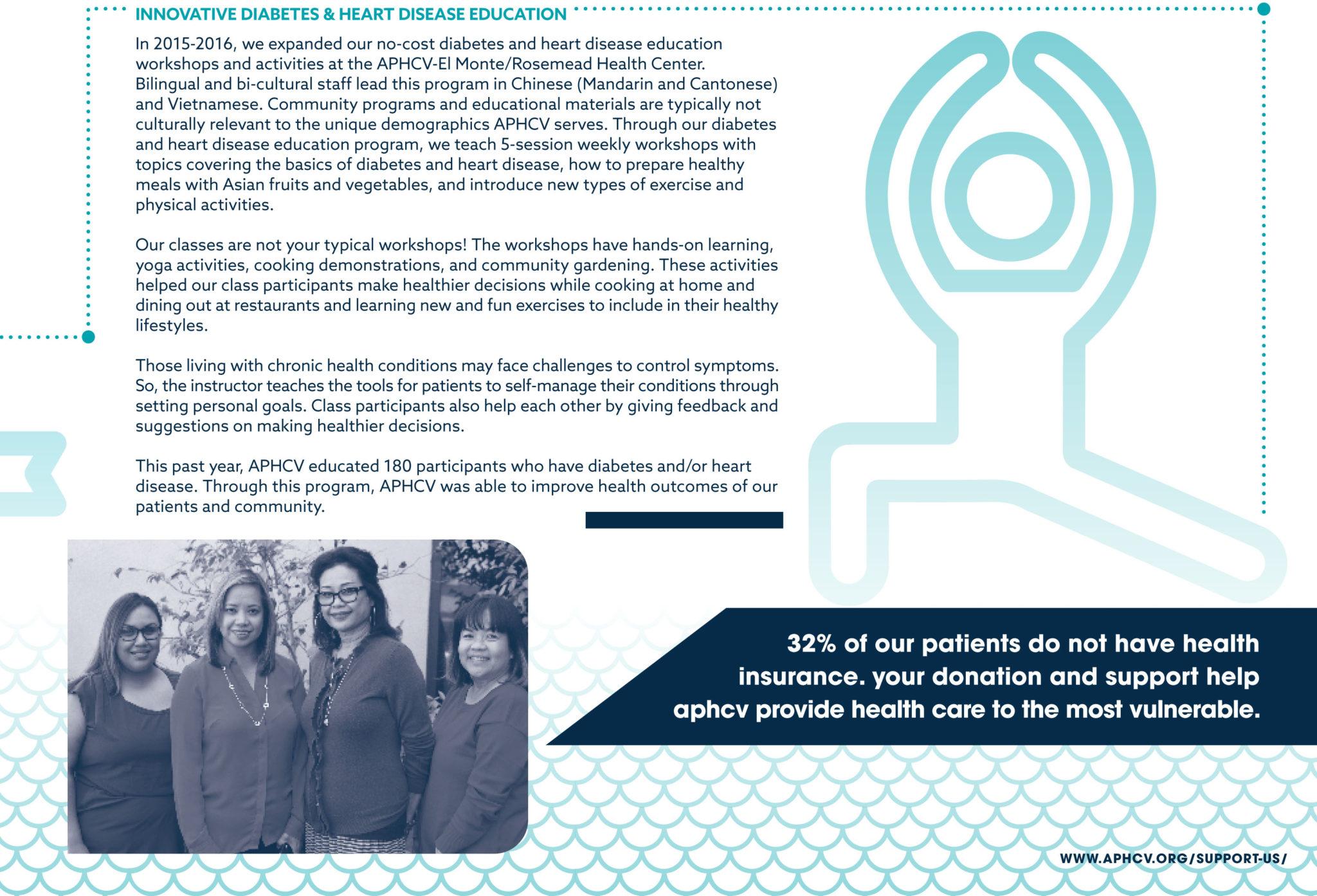 APHCV Annual Report Page 5